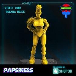 Street Punk Rosana Rozes