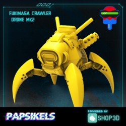 Fukimasa Crawler Drone Mk 2