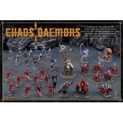 Daemons of Chaos Spearhead