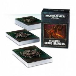 Datacards: Chaos Daemons...