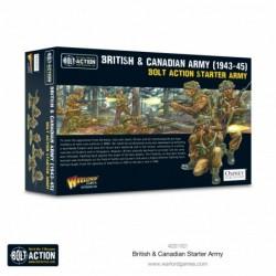 British & Canadian Army...