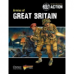 Armies of Great Britain...