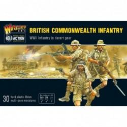 British Commonwealth Infantry