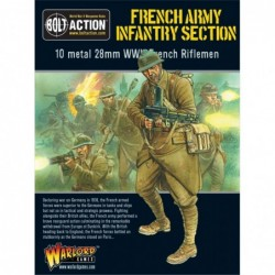 French Infantry Section