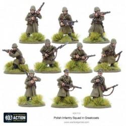 Polish Infantry Squad in...