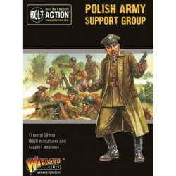 Polish Army Support Group...