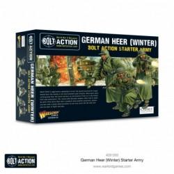 German Heer Winter Starter...