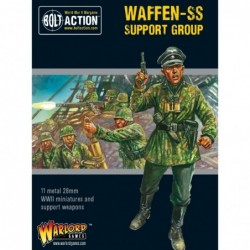 Waffen-SS Support Group...