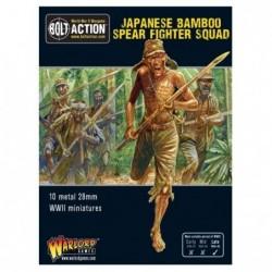 Japanese Bamboo Spear...