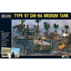 Chi-Ha Japanese tank