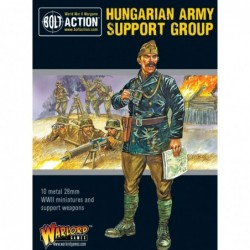 Hungarian Army Support...