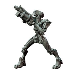 Drone 2 - Grenade Launcher