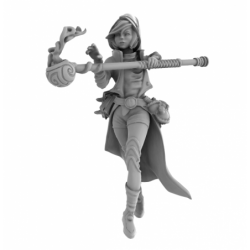 Human Female Wizard