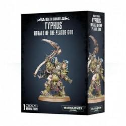 Death Guard Typhus