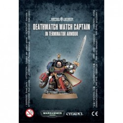 Deathwatch Watch Captain In...