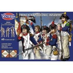 French Napoleonic Infantry...
