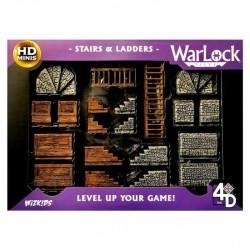 Warlock Tiles - Stairs &...