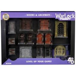 Warlock Tiles - Doors &...