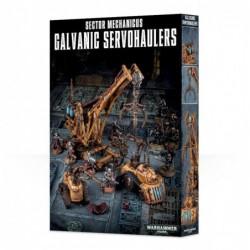 Sector Mechanicus: Galvanic...