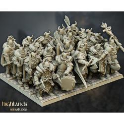 Varyag Warriors with 2...