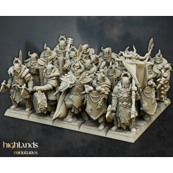 Varyag Warriors with Weapon...