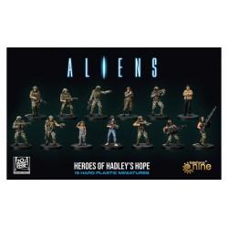 Aliens - Heroes of Hadley's...
