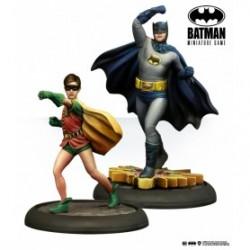 BMG: Batman & Robin 60