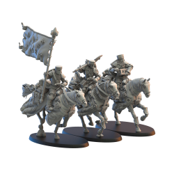 Kingdom Rangers Command Group