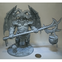Demon Lord with Two-handed...