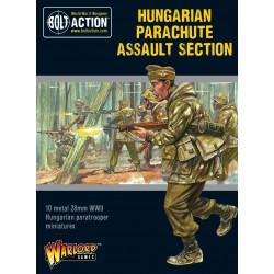 Hungarian Parachute Assault...