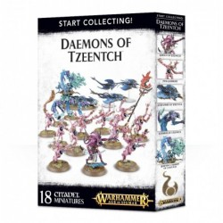 Start Collecting! Daemons...