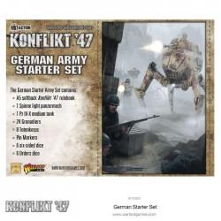 German Konflikt 47 Starter Set