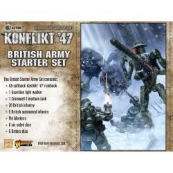 British Konflikt 47 Starter...