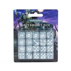 Grey Knights Dice Set