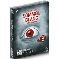 50 Clues: Sommeil Blanc