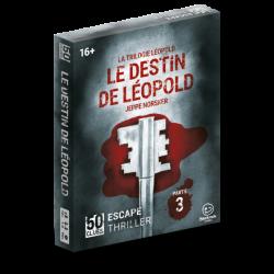 50 Clues: Le Destin de Léopold