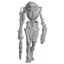 Bone Colossus with Halberd