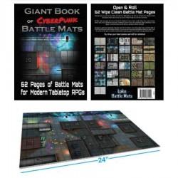 Giant Book of Cyberpunk...
