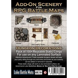 copy of The Dungeon Books...