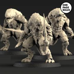 Alien Melee Hive Guard (3...