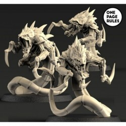Alien Raveners (3 Models)