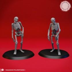 Undead Skeleton Walkers -...