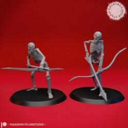 Undead Skeleton Archers -...