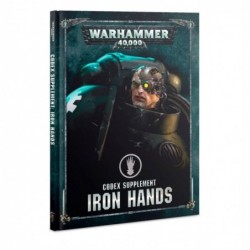 Codex: Iron Hands...