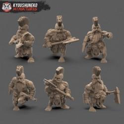 Slayer Great Axe Units (6...