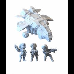 Oni Starter Pack: Infantry...
