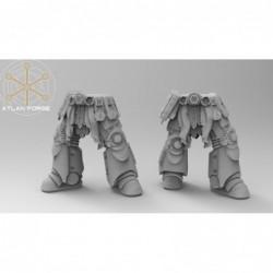 Minoan Mage Leg 2 Pack