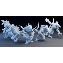 Lesser Demon Rats (5)