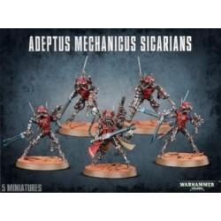 Adeptus Mechanicus Sicarians