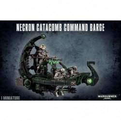 Necron Catacomb Cmd Barge /...